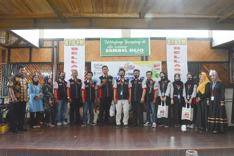 Semarak Milad Pertama Radio Bellasalam Membawa Warna Baru Dalam Dunia Radio Jawa Barat